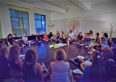 kirtan in sacred space